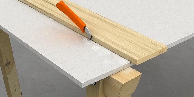 fermacell kipskiudplaat 1500x1000x10mm 70101. Black Bedroom Furniture Sets. Home Design Ideas