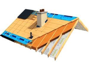 SOLITEX INTELLO katus puitkiudplaat